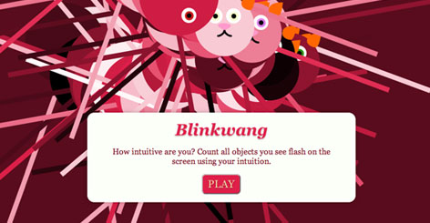 Blink Wang, Best 30 HTML5 Games, Casual Girl Gamer