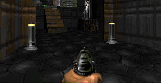 Doom, Five classic games that you can play in your browser, Casual Girl Gamer