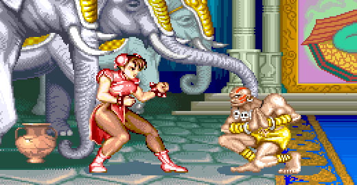 Street Fighter, Five classic games that you can play in your browser, Casual Girl Gamer