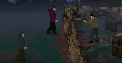 The Last Stand 2, Ten scary online games for halloween, Casual Girl Gamer