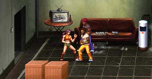 Celebrity Street Fight Online Games - FlashArcadeGamesSite