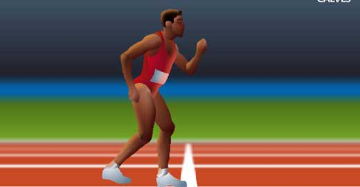 Qwop, Top 10 Hardest Online Games, Casual Girl Gamer