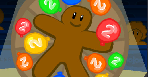 The Gingerbread Circus 2, Top 10 Reactione Games, Casual Girl Gamer