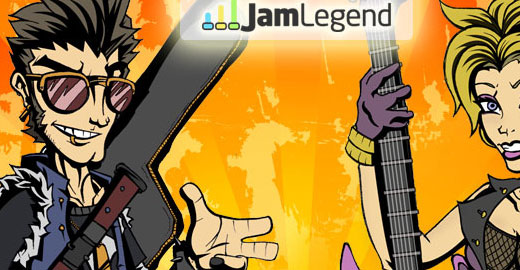 Jam Legend, Top 10, Top 20 music games you can play online, Casual Girl Gamer
