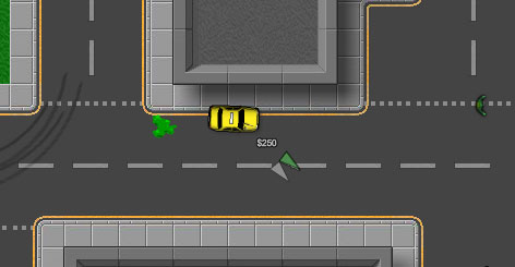 Zombie Taxi 2, Top 10, top 20, online zombie games, Casual Girl Gamer